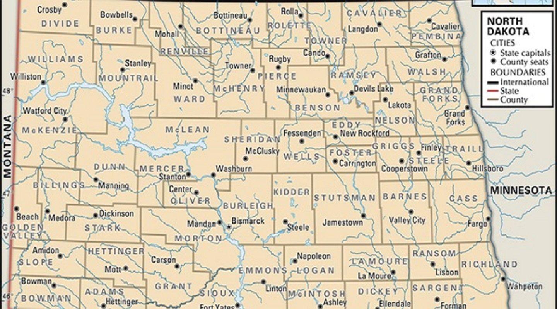 Tigerfloc - North Dakota