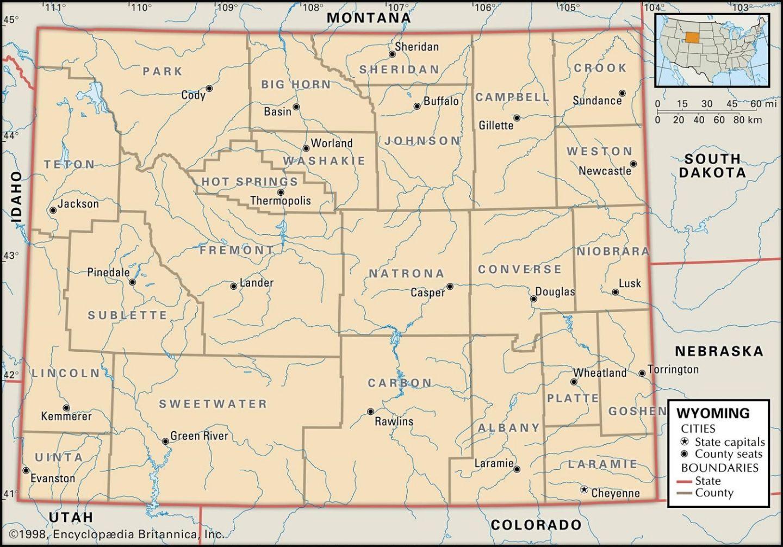 Tigerfloc - Wyoming