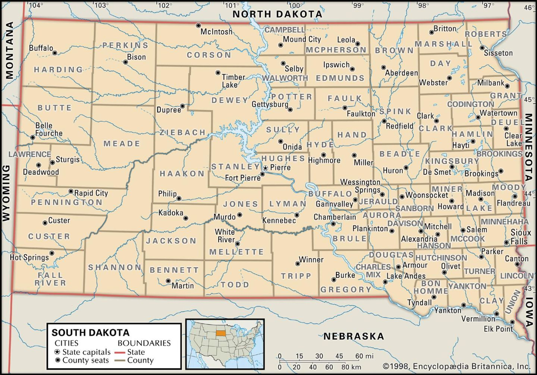 Tigerfloc - South Dakota