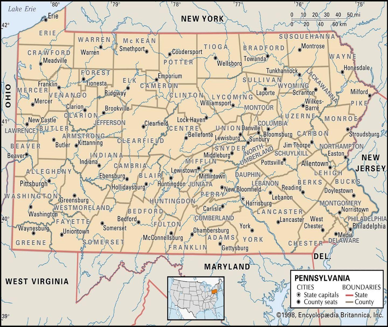 Tigerfloc - Pennsylvania