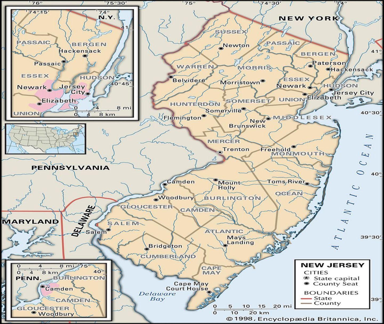 Tigerfloc - New Jersey