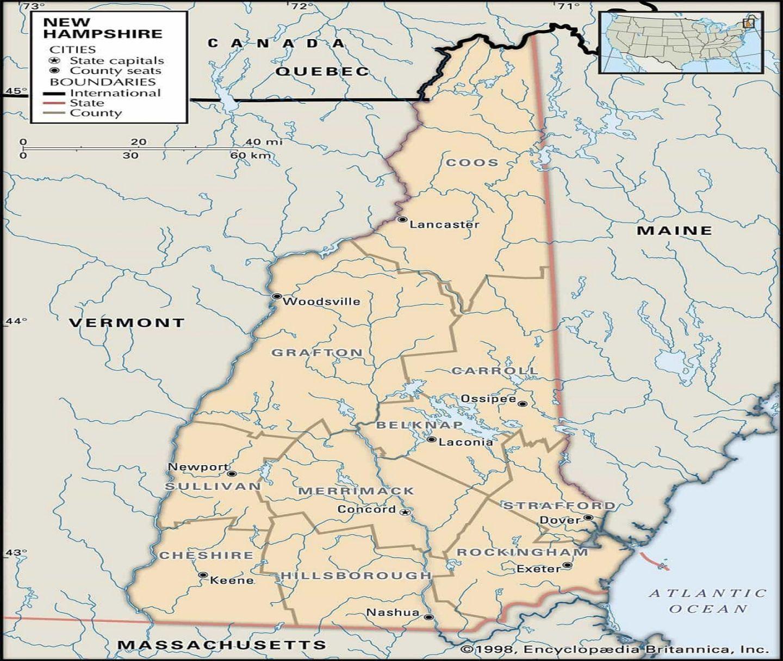 Tigerfloc - New Hampshire