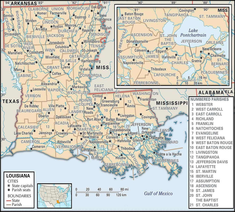 Tigerfloc Flocculant - Louisiana