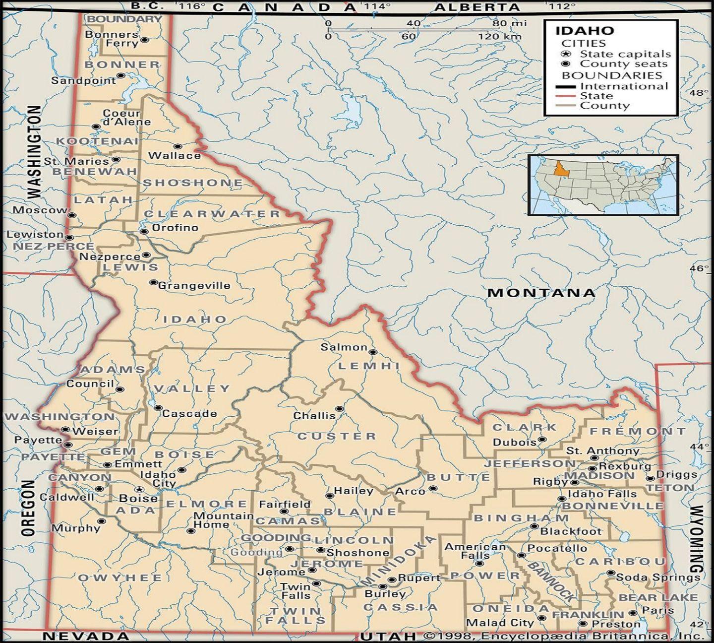 Tigerfloc - Idaho