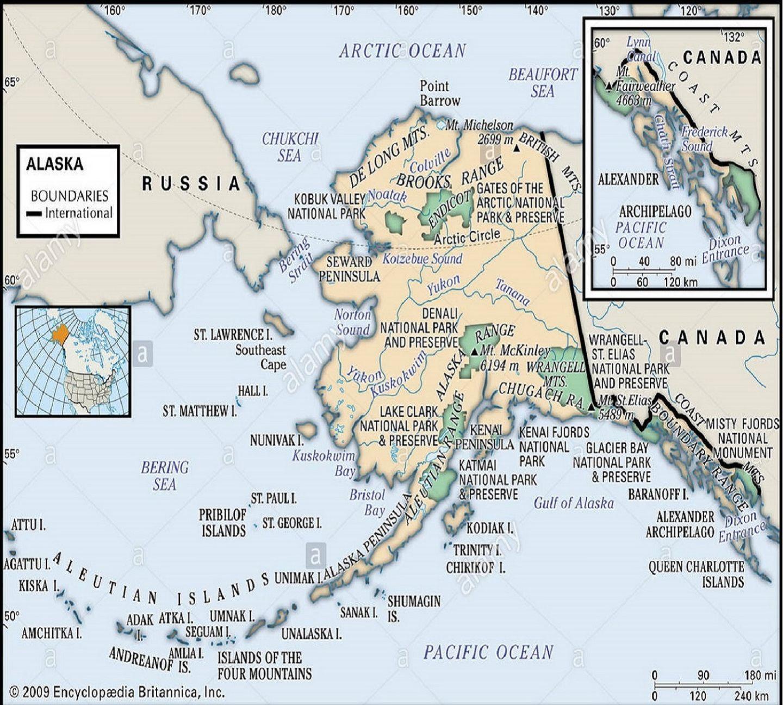 Tigerfloc - Alaska
