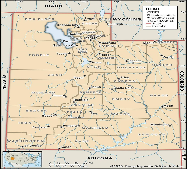 Tigerfloc - Utah, USA