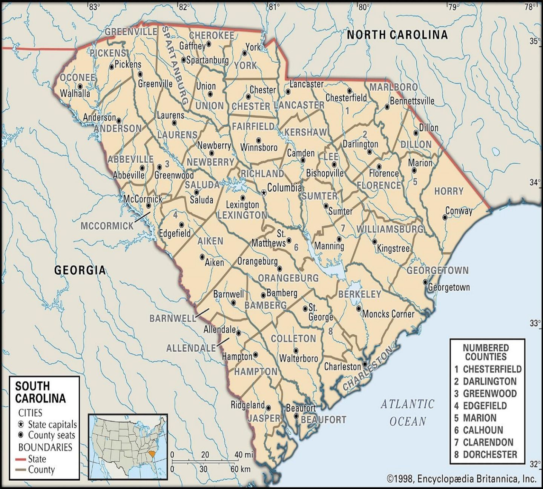Tigerfloc - South Carolina USA