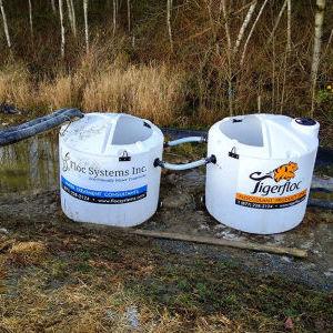 Tigerfloc Water Treatment System