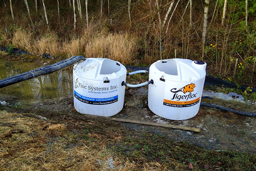 Tigerfloc Water Treatment System