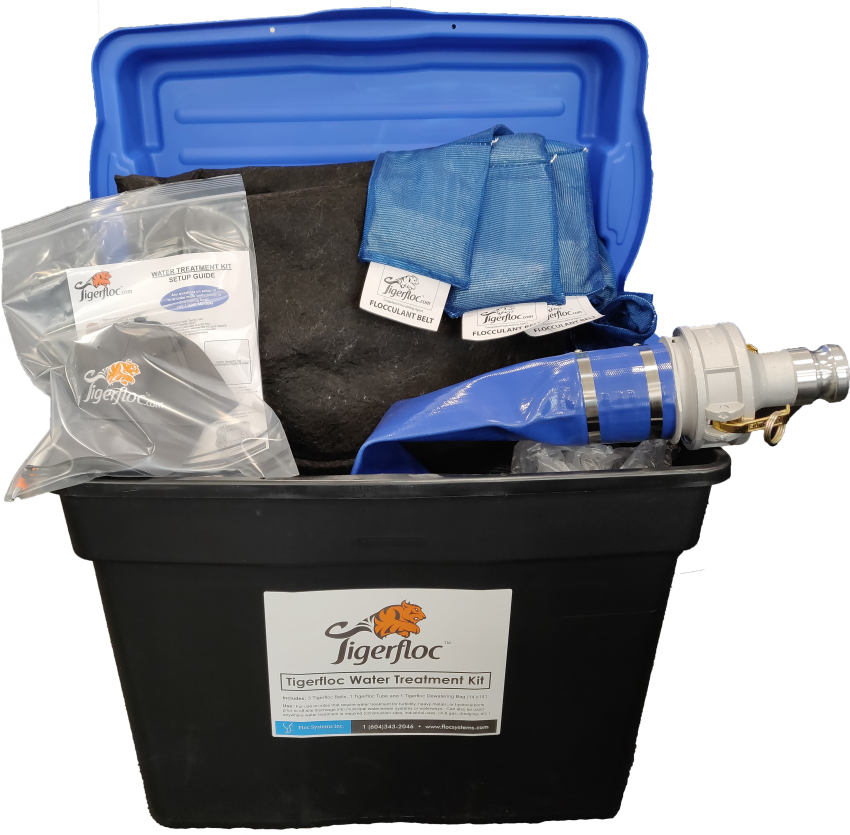 Tigerfloc Water Treatment Kit