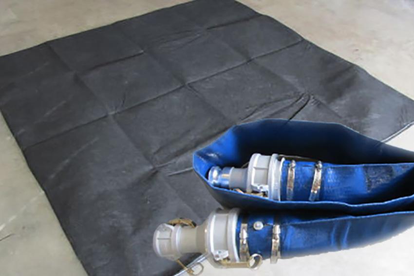 Tigerfloc Dewatering Bags & Tubes
